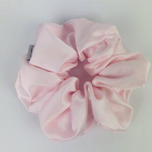 Lila Baby Pink Scrunchie