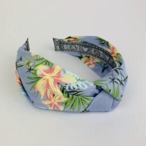 Lila Sea Breeze Turban Headband